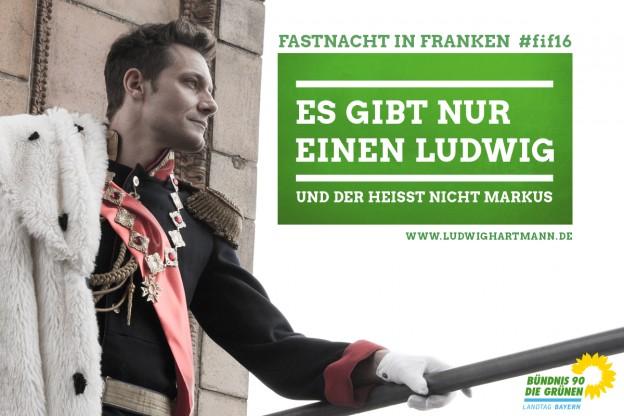 Nur ein Ludwig Hartmann #fif16 next